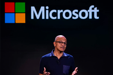 Will the Microsoft share price be on...