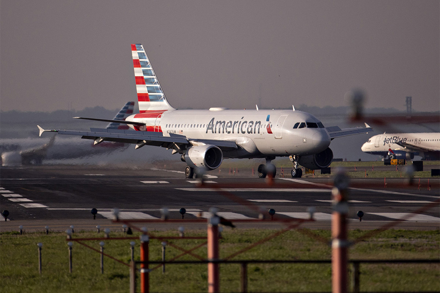 Will American Airlines' share price gain...