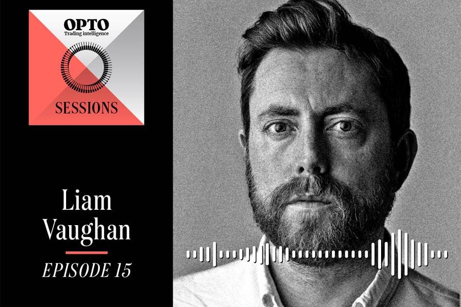 Opto Sessions: Liam Vaughan's Flash Crash