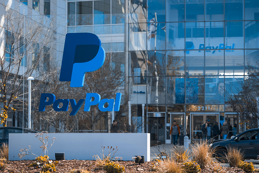 Is PayPal's share price set for another...